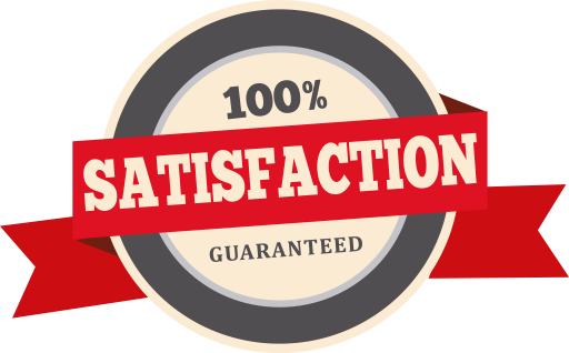 100% Satisfaction Guarantee with our property management marketing